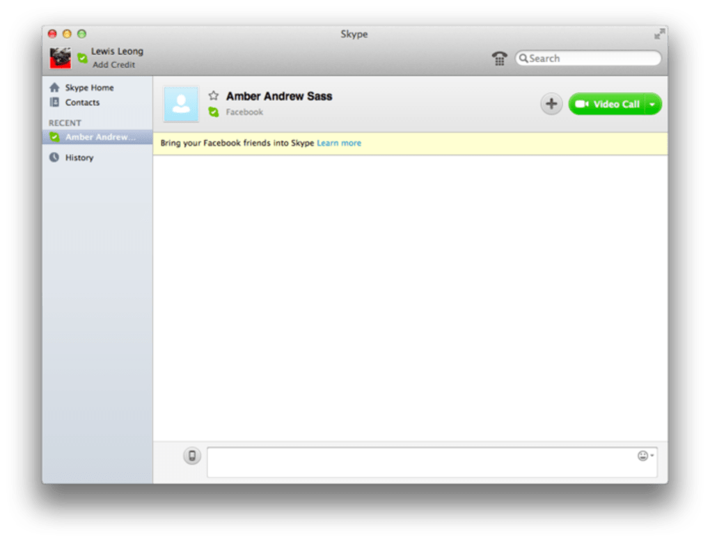 SKYPE MAC 10.7.4 GRATUITEMENT