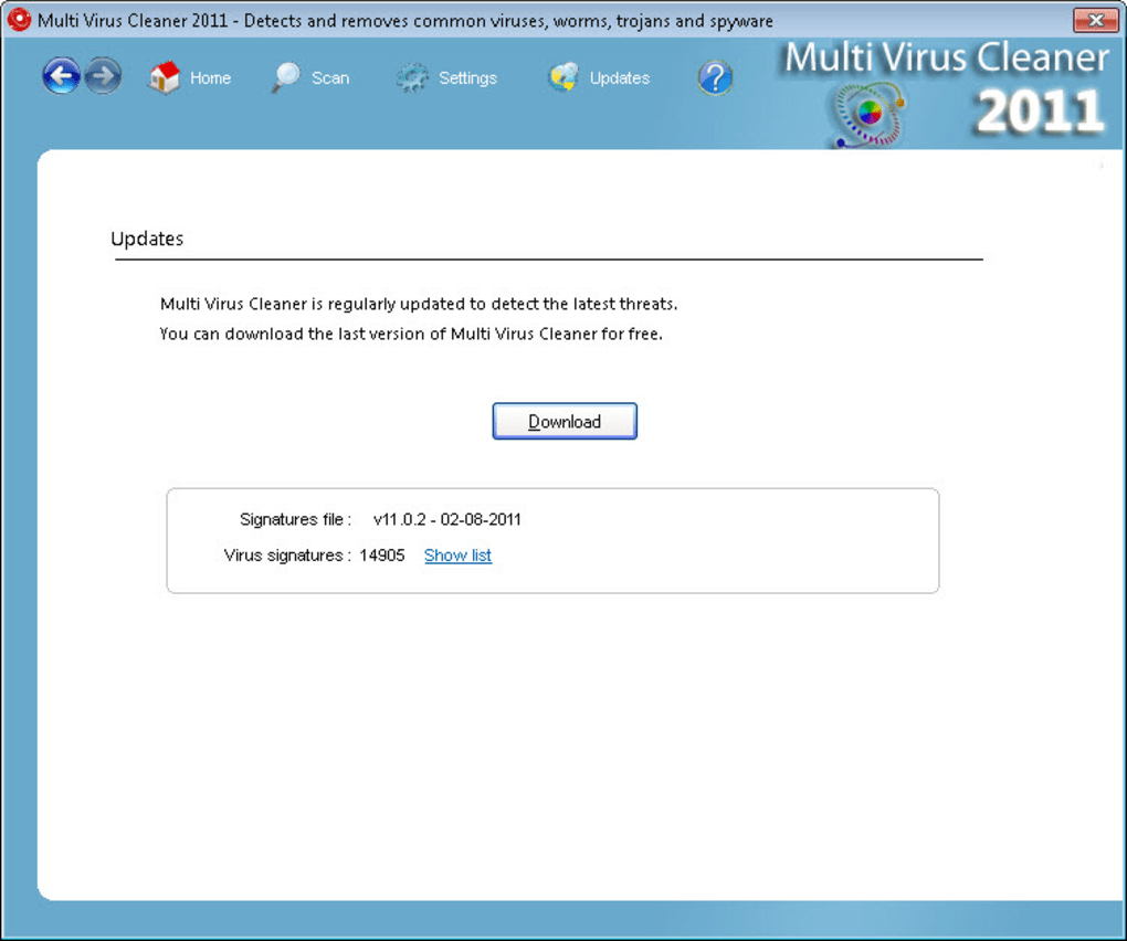 download a free virus cleaner