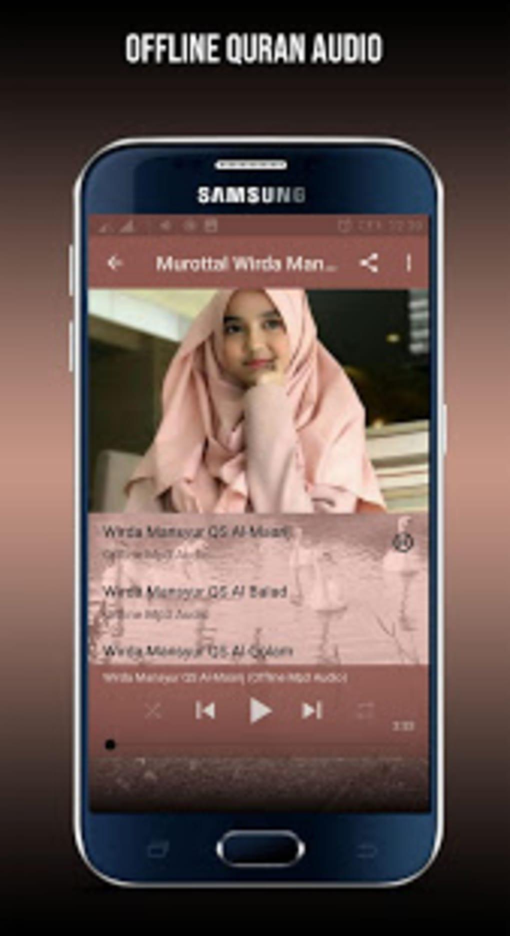 Murottal fatih seferagic quran mp3 for android apk download.