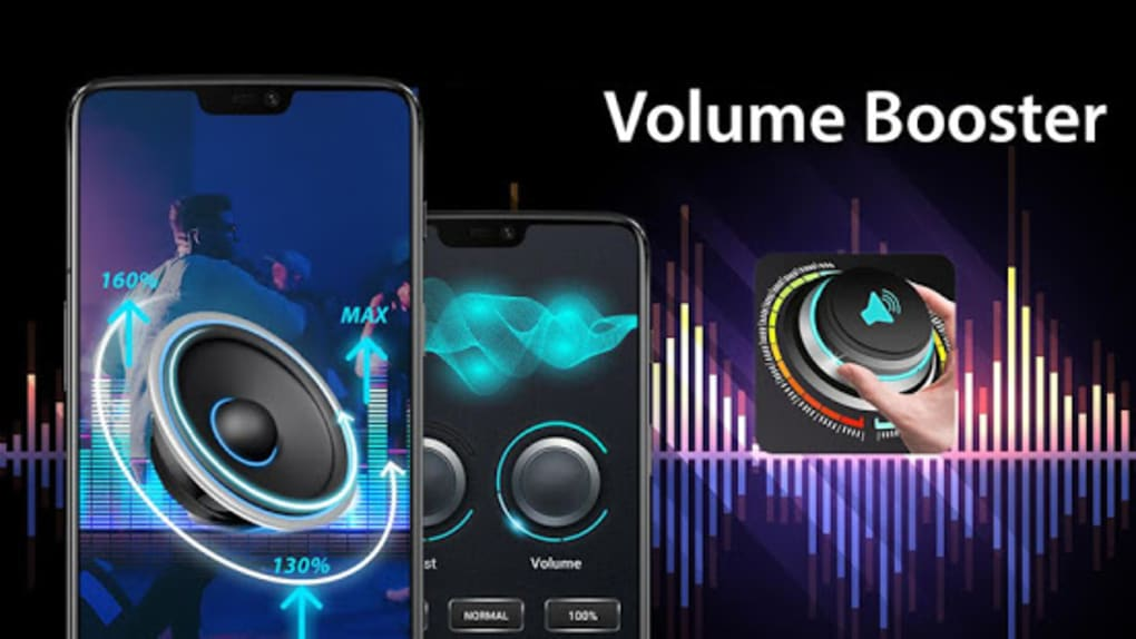 Volume Booster Music - Sound Speaker for Android - Download