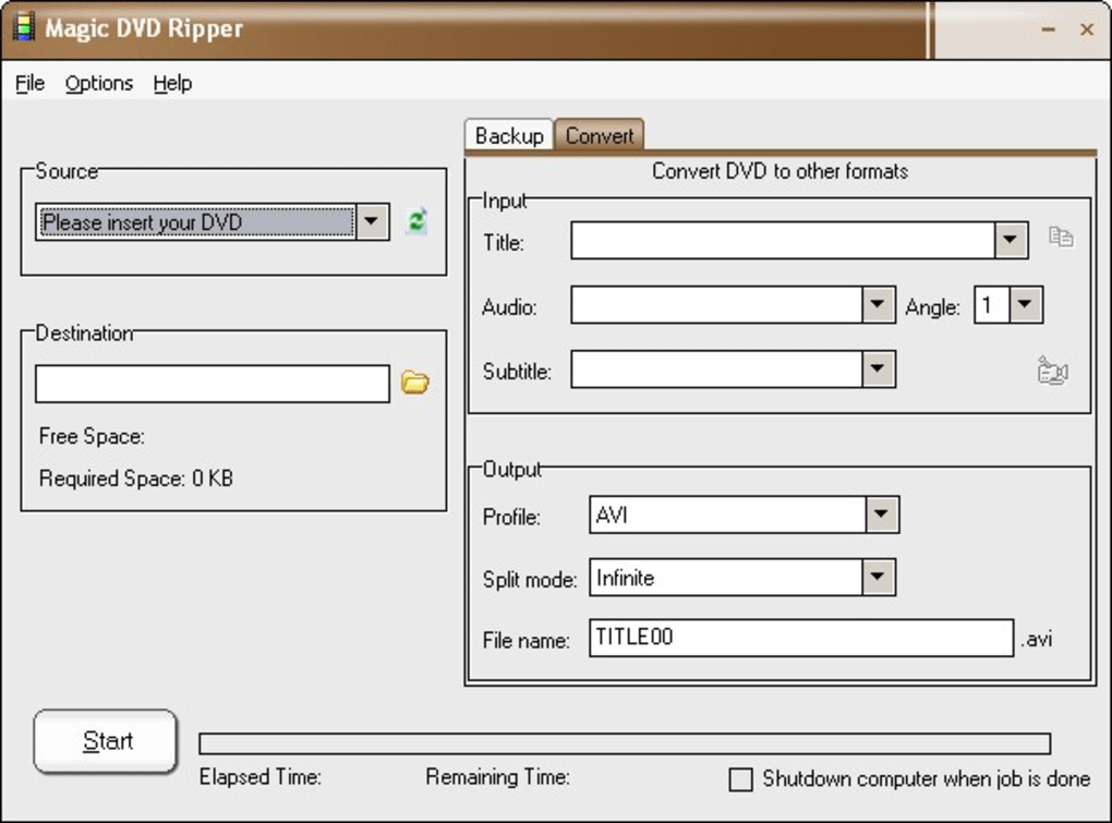 magic dvd ripper for mac registration code