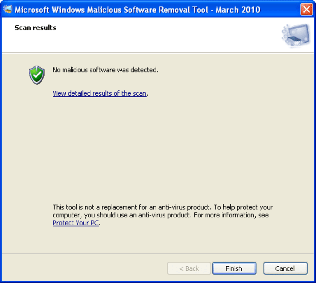 Microsoft malicious software removal tool free download all pc world.