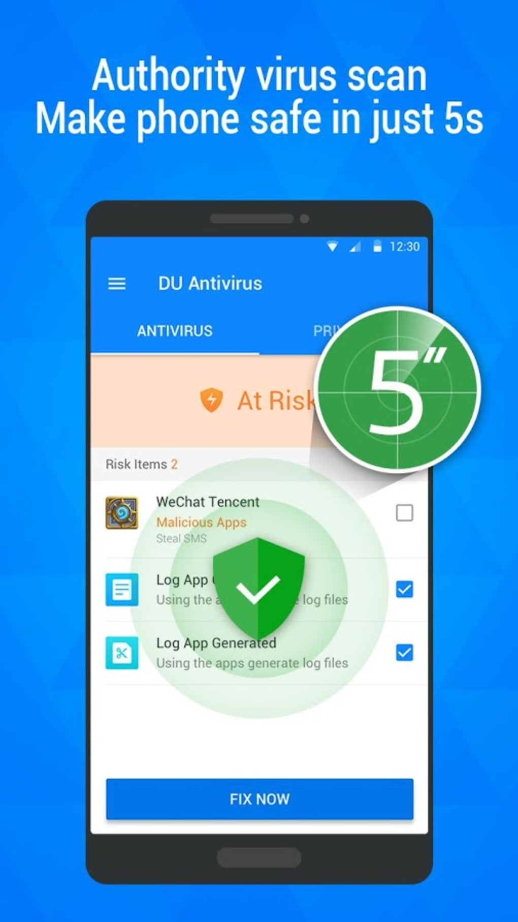 DU Antivirus für Android - Download