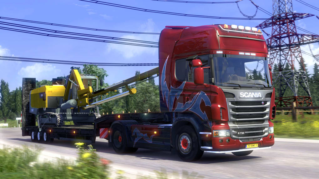 euro truck simulator 2 ps2 iso download