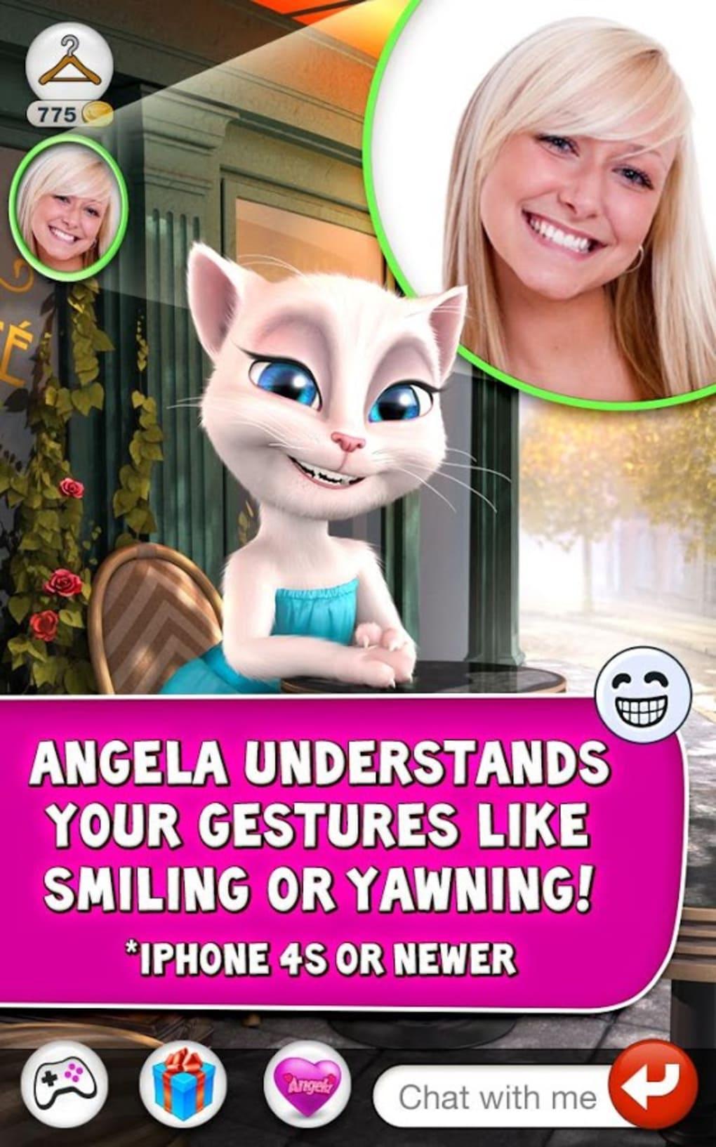 Talking Angela para Android - Descargar