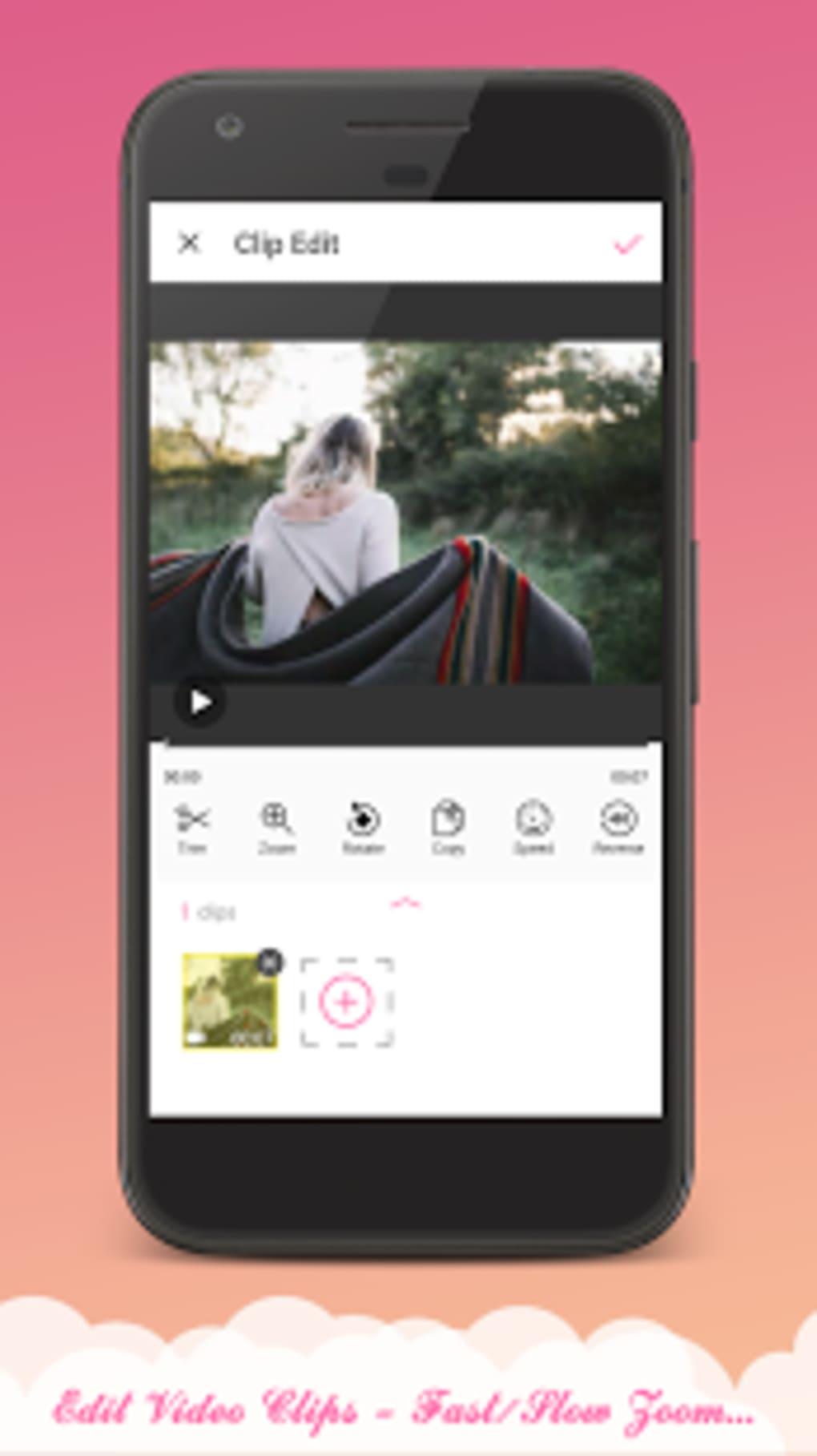 Vimady Video Editor Video Maker Gif Sticker Apk Untuk Android Unduh