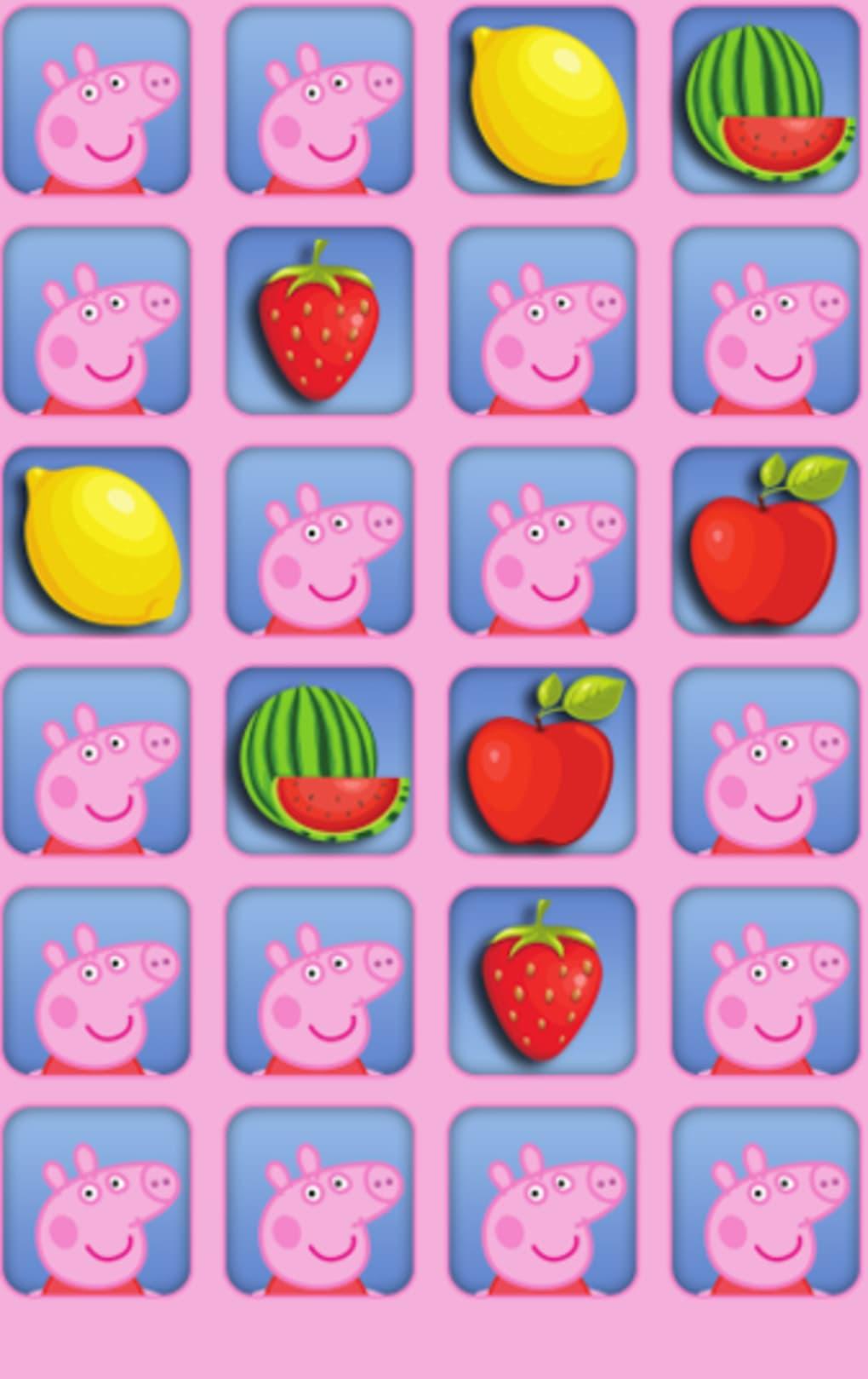 Ler descrição completa. Peppa Pig jogo de memória