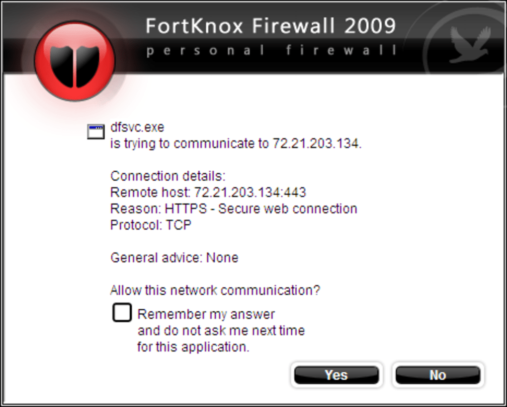 firewall fort knox