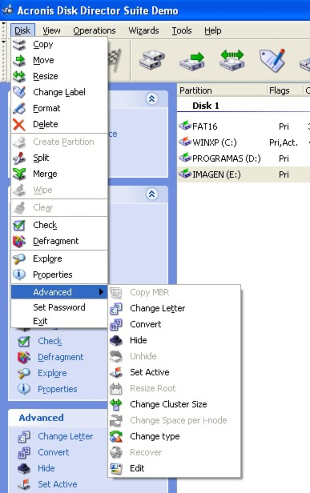 Acronis disk director 12. 0. 96 + boot cd free download.