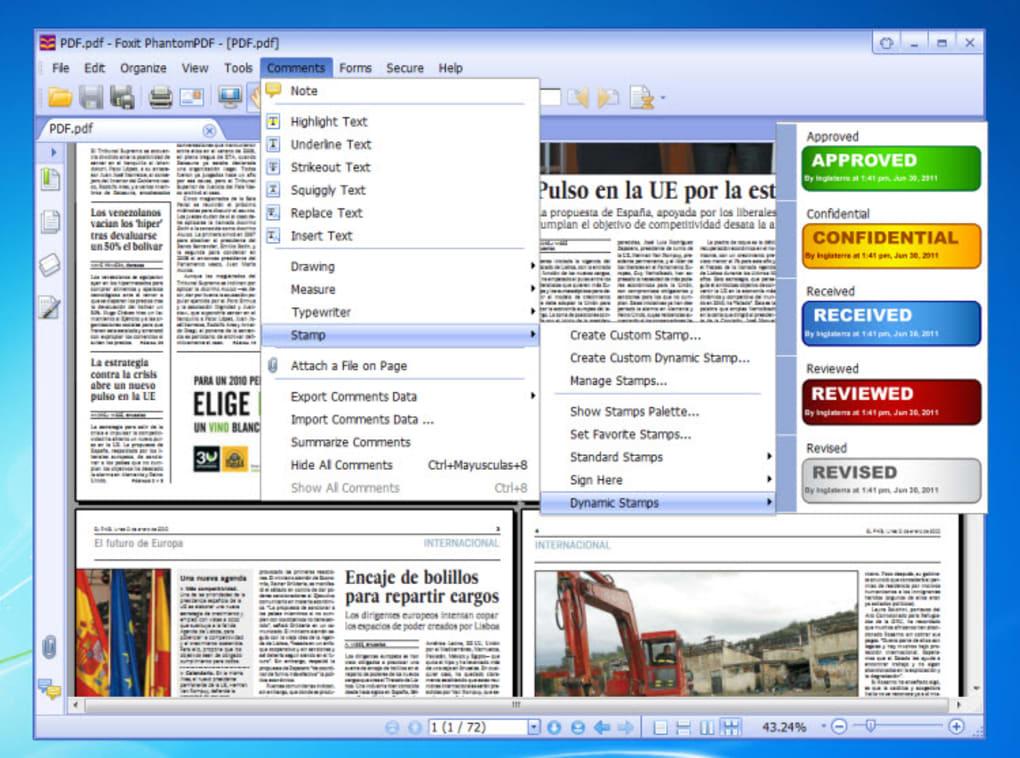 Foxit Pdf Reader Cnet
