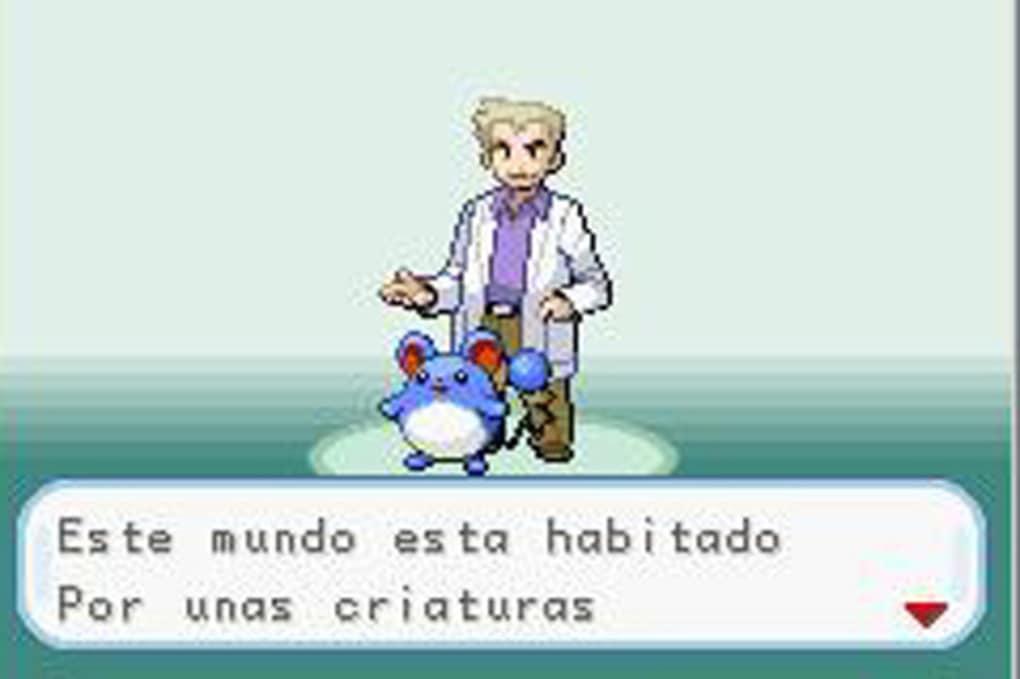 juegos de pokemon para descargar