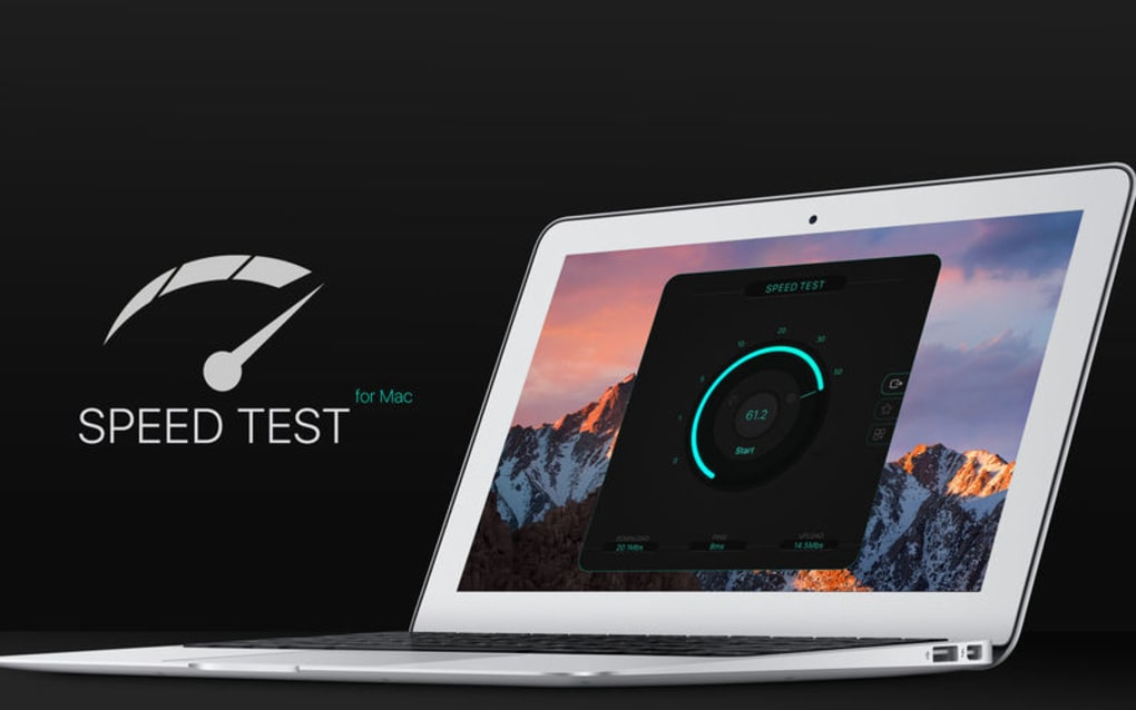 Speed Test PRO for Mac - Download