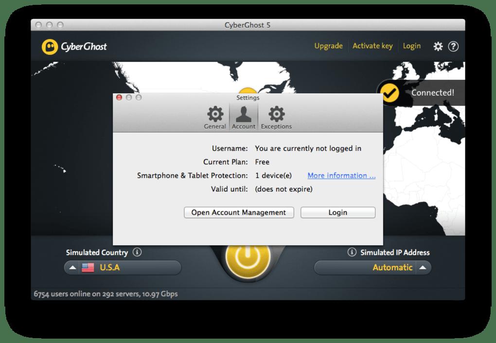 Um serviço VPN fácil de usar com cada base coberta - Mesmo uso gratuito
