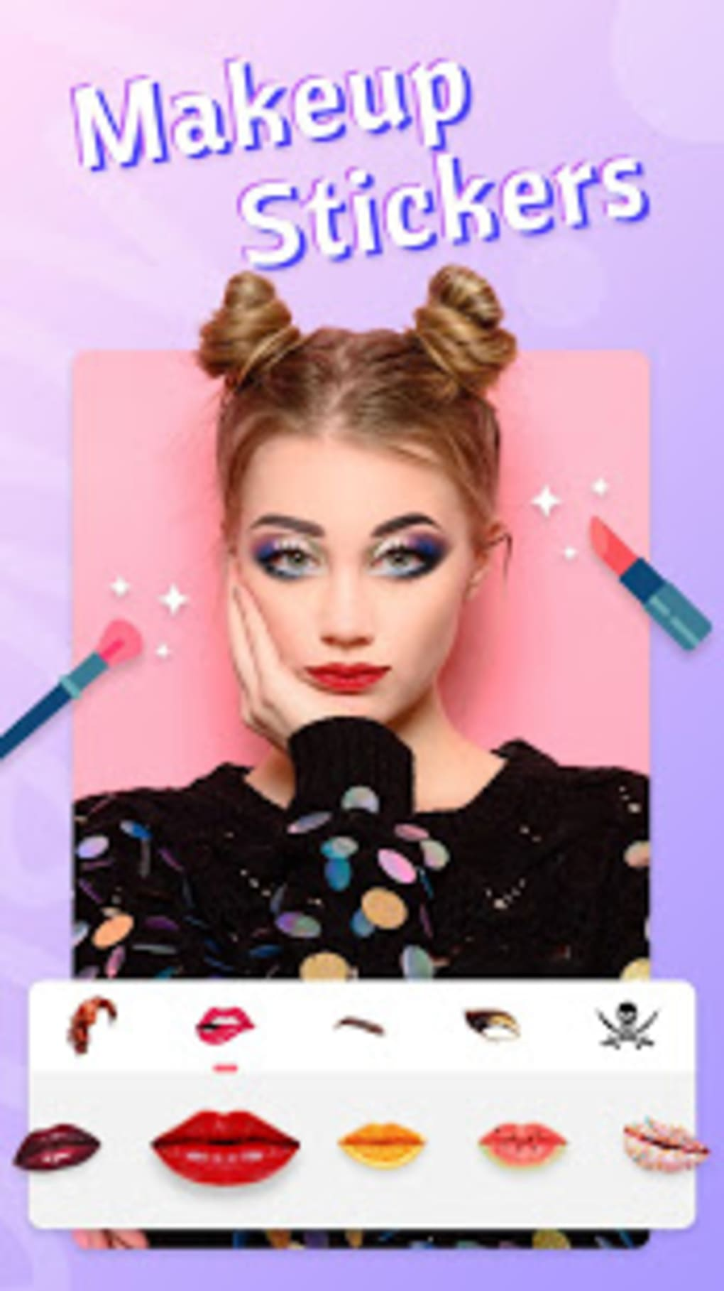 Fancy Photo Editor - Collage Sticker Makeup