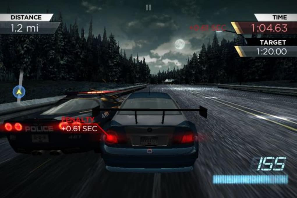 Free Download Need for Speed Most Wanted iPA for iOS iphone