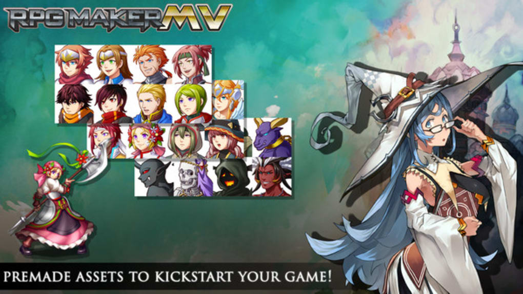 RPG Maker MV - Download