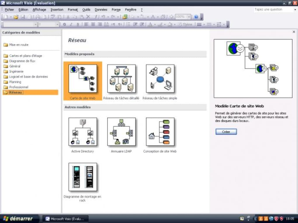 Microsoft office visio 2003 step by step: resources online.