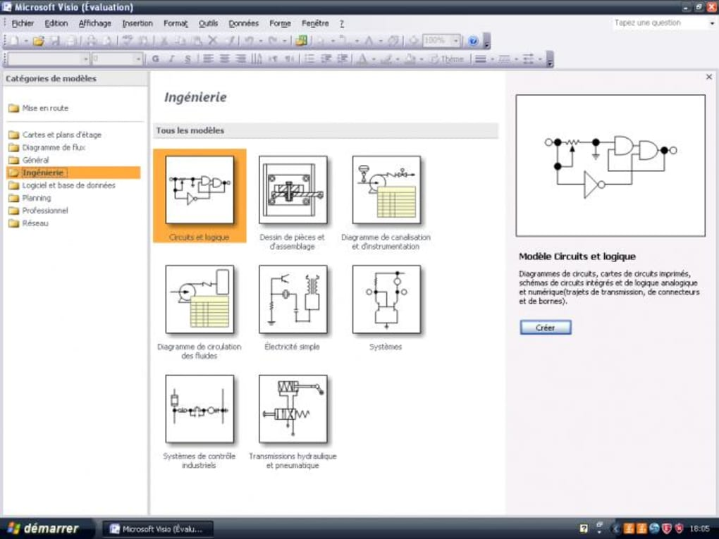 Free download of visio 2007.