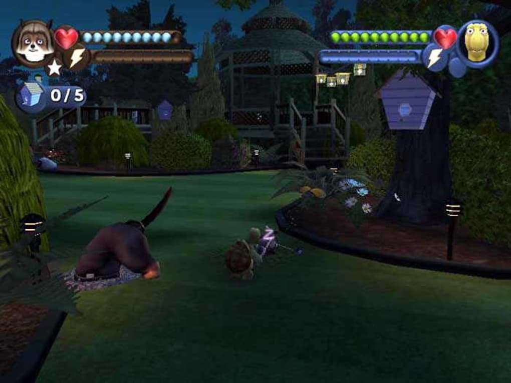 Over the hedge game free download free full version pc games.