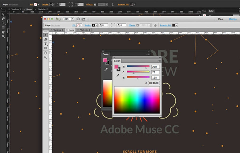 Adobe Muse - Download