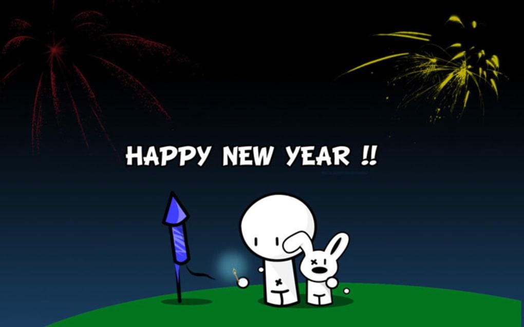 Happy New Year Wallpaper 1 Screenshots