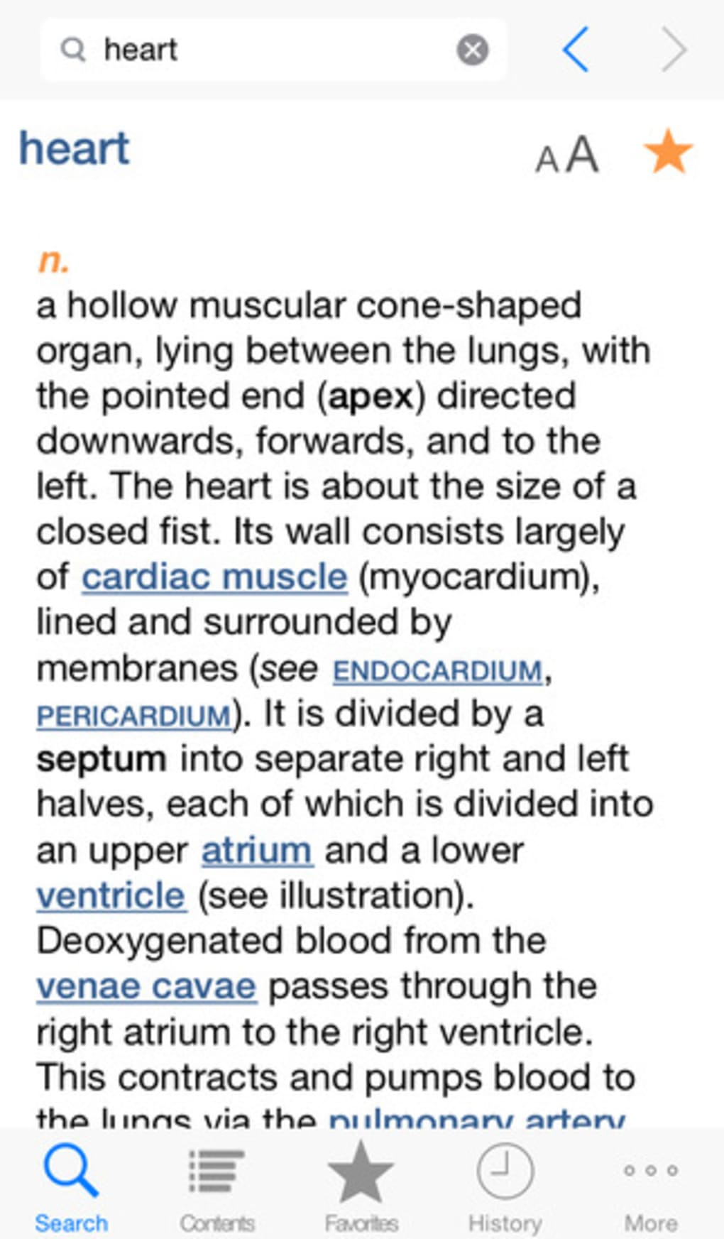 oxford concise medical dictionary free download for mobile