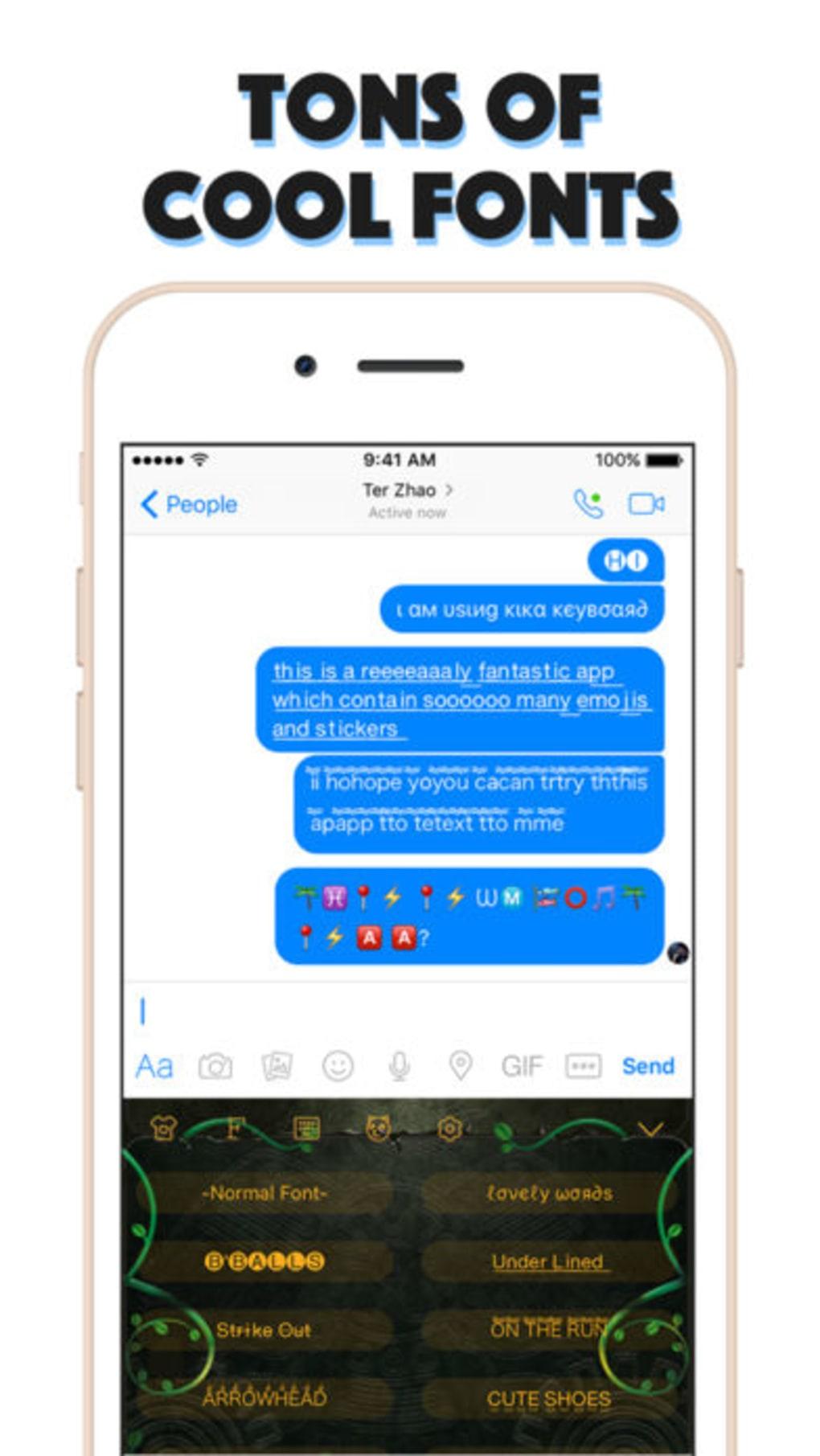download apk ios 7 keyboard - emoji keyboard