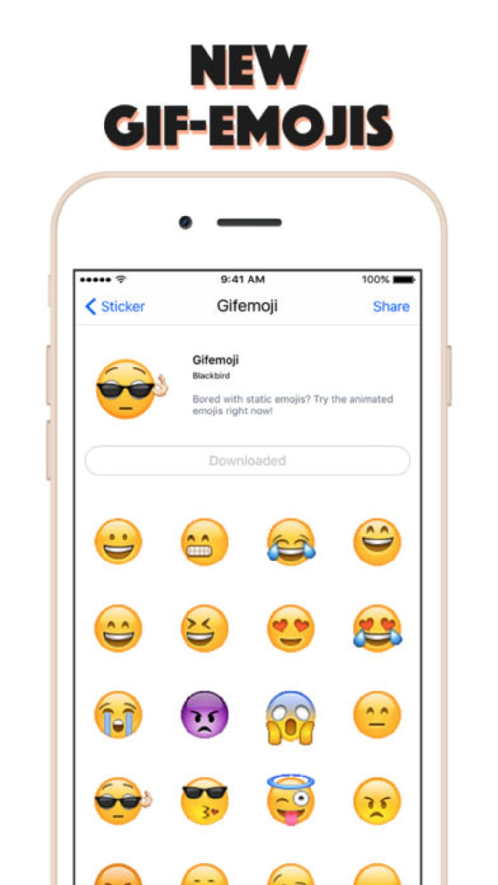Kika Keyboard - Emoji Keyboard for iPhone - Download