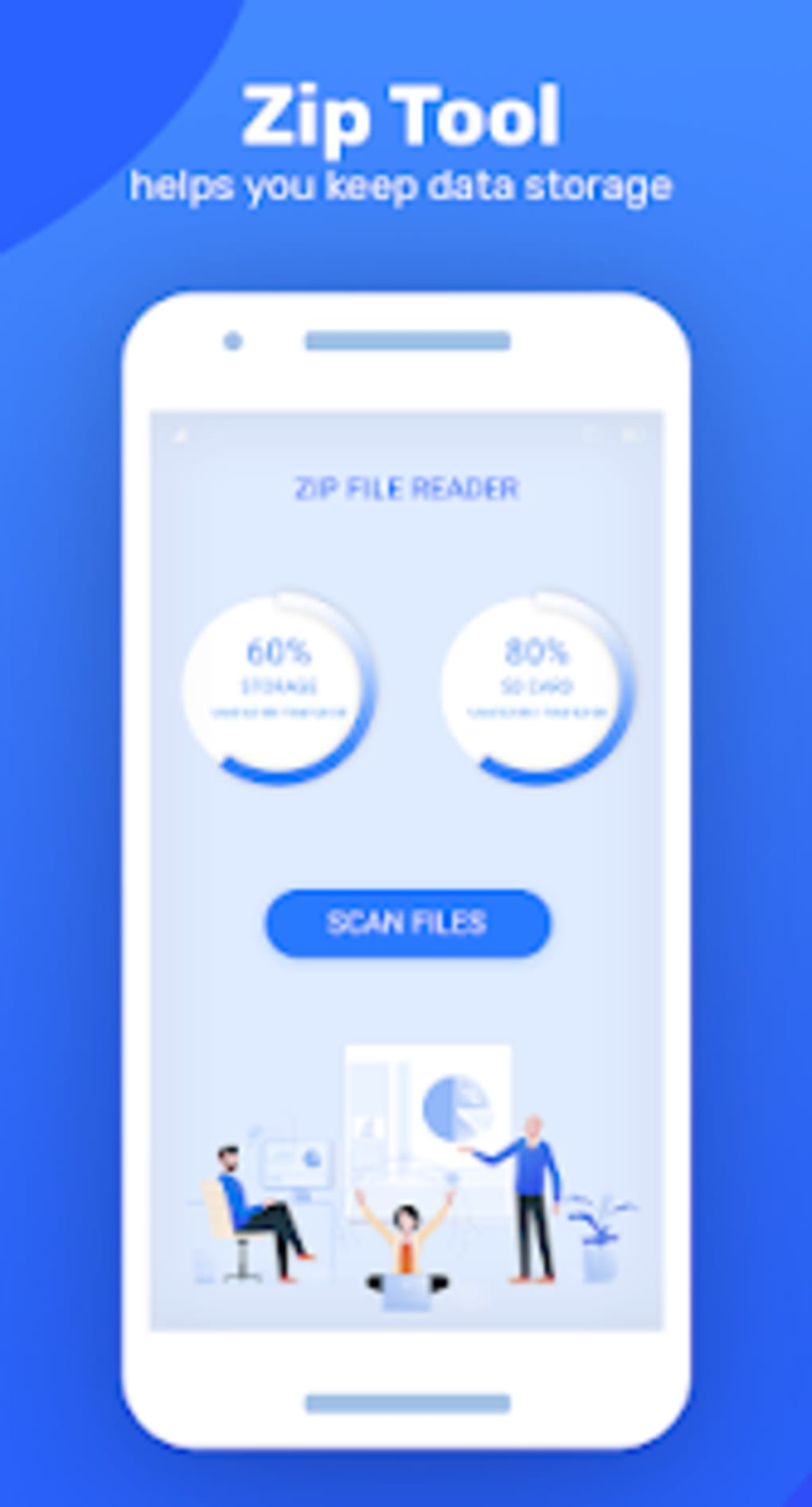 Zip Unzip Files - Zip File Reader for Android - Download