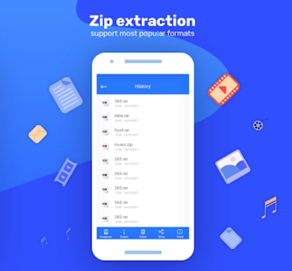 Zip Unzip Files - Zip File Reader for Android - Download