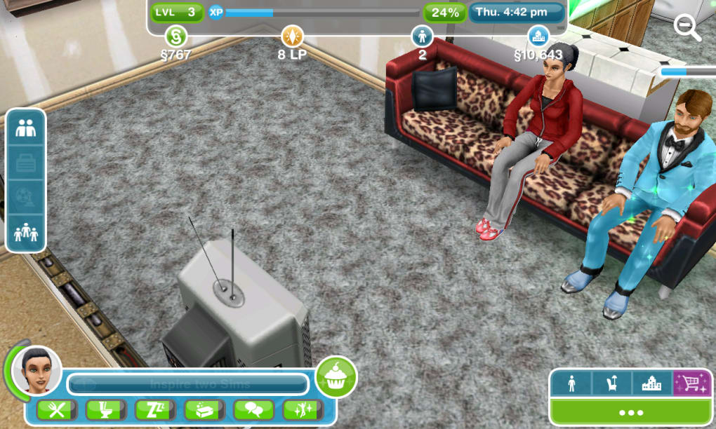 The Sims FreePlay for Windows Phone - Download