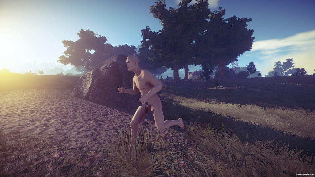 rust survival game download
