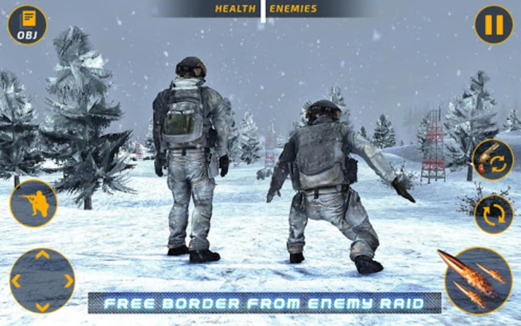 Counter Terrorist Battleground FPS Shooting Game for Android - Download