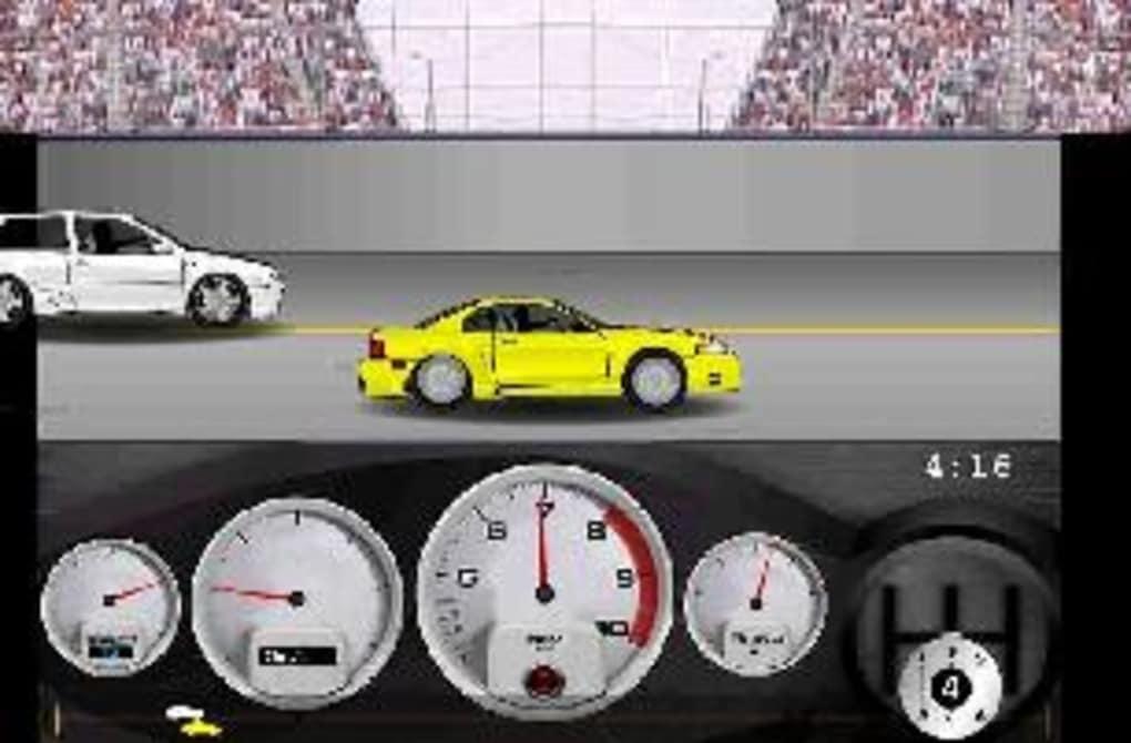 Drag racer pros customize