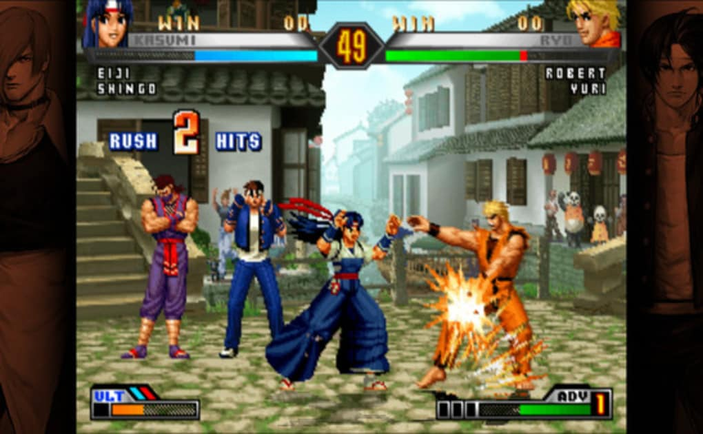 The King Of Fighters 98 Ultimate Match Final Edition Download