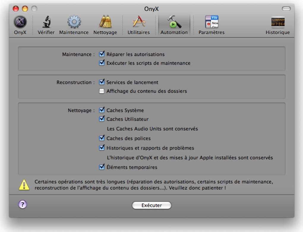 GRATUIT TÉLÉCHARGER 10.9.5 ONYX MAC