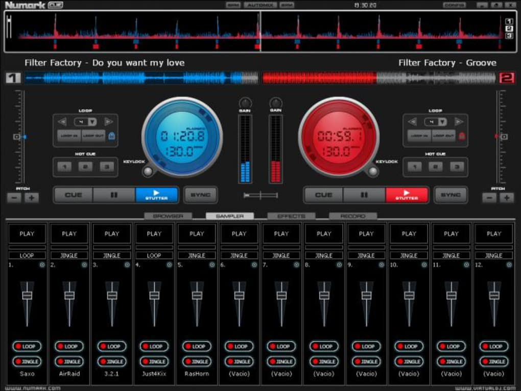Numark Total Control - Download