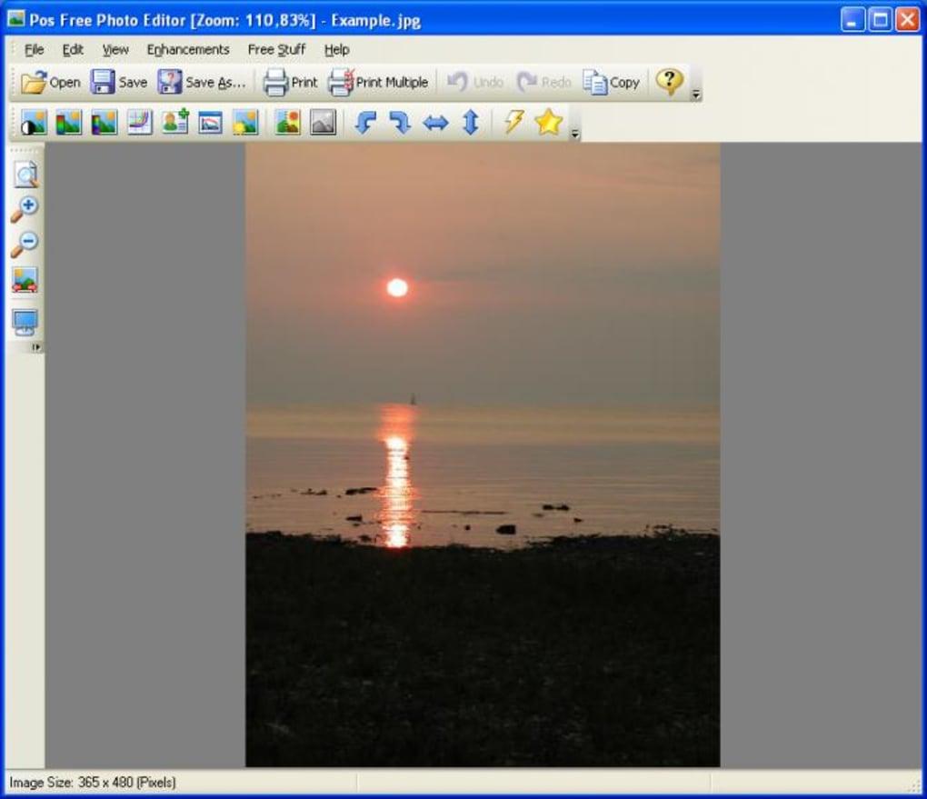 Pos Photo Editor Free Download