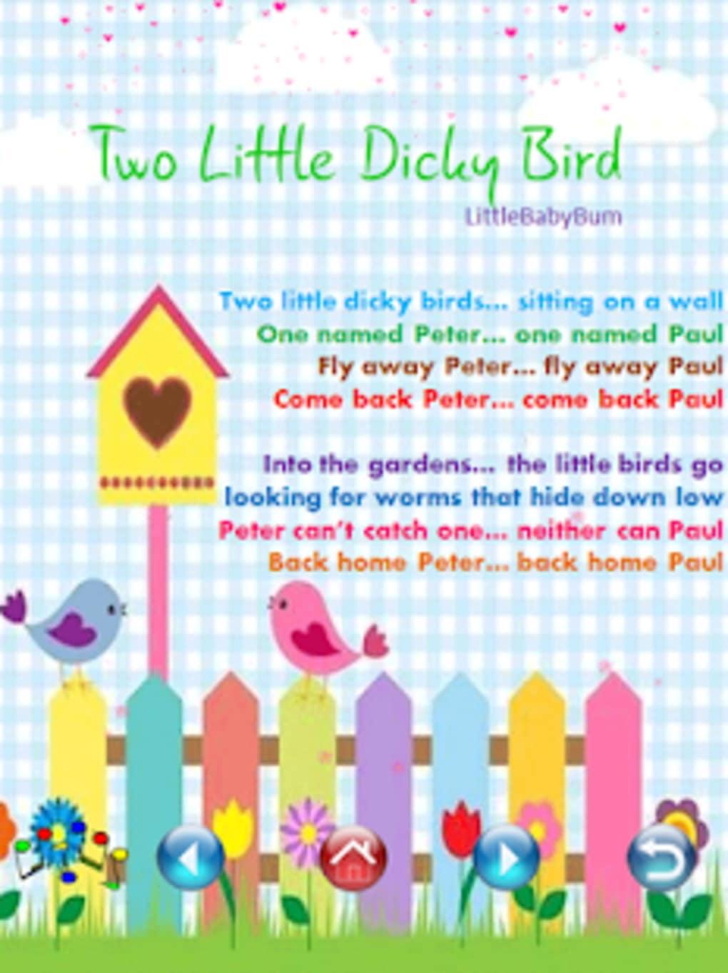 Kids Songs Best Nursery Rhymes Free App for Android - Download