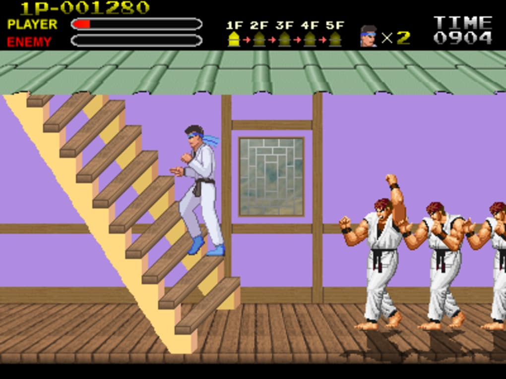 kung fu master game free download for pc
