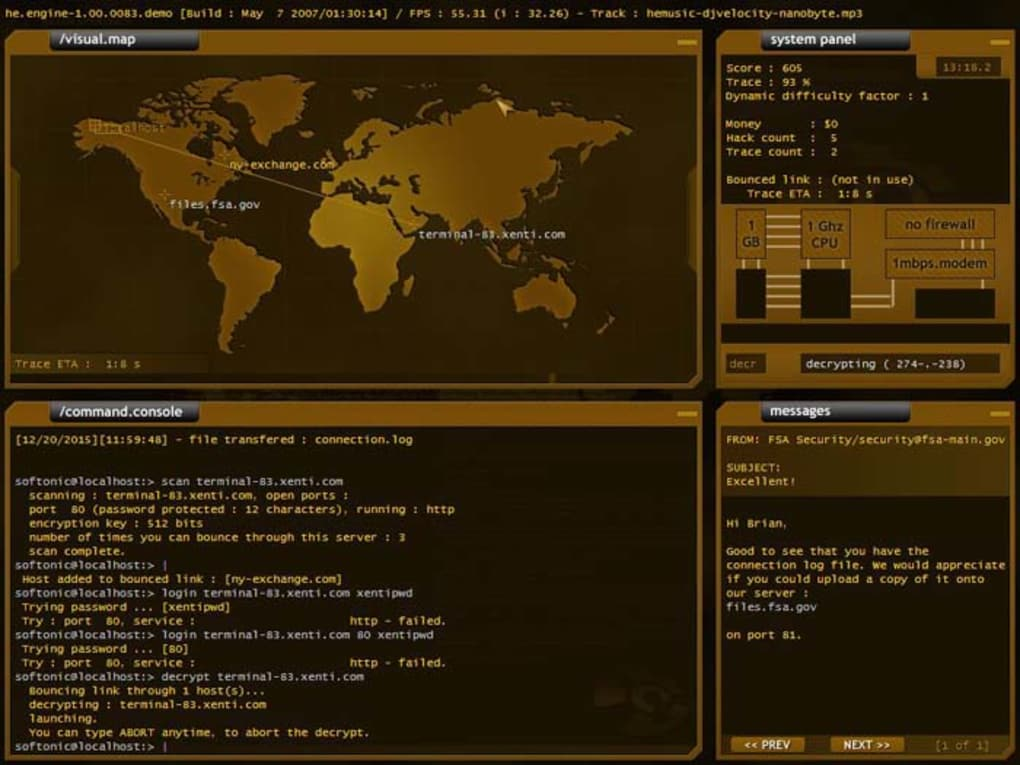 Hacker Evolution Download