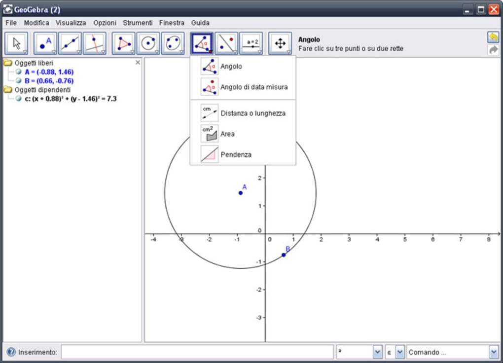 geogebra gratis in italiano