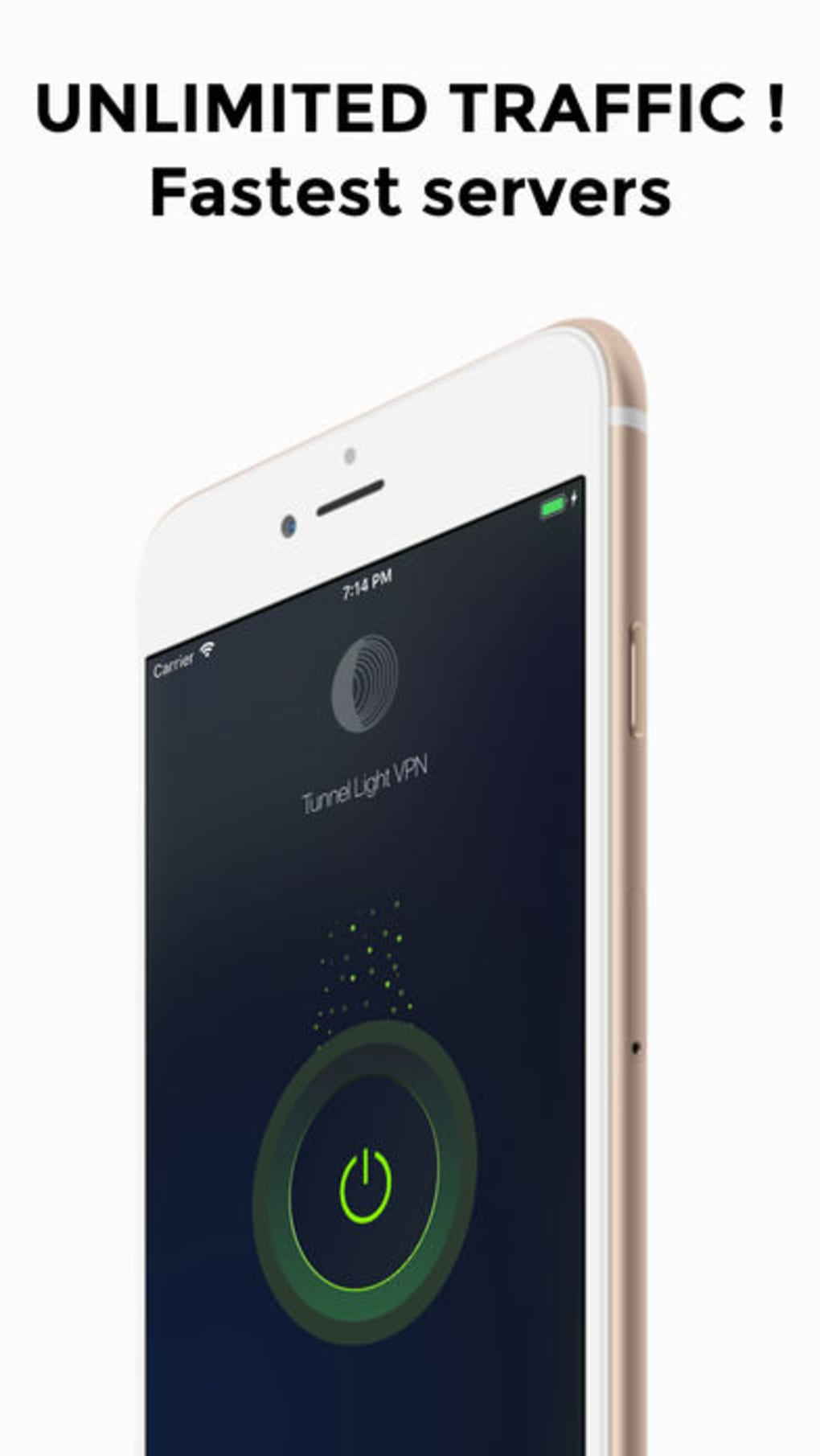 TunnelLight VPN Master Proxy for iPhone - Download