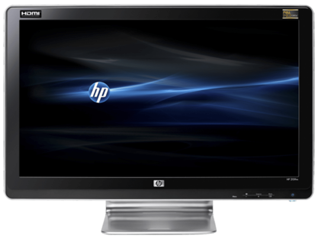 HP w Wide LCD Monitor - Free download and software reviews