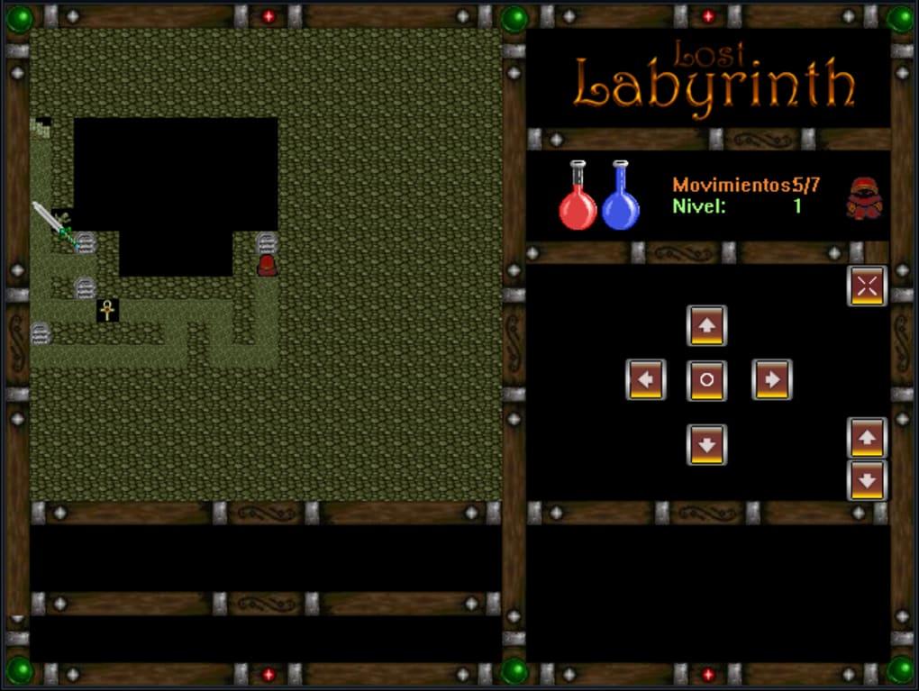 labyrinth para blackberry