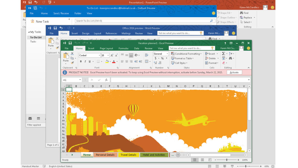 Office Home & Student 2016 - Download