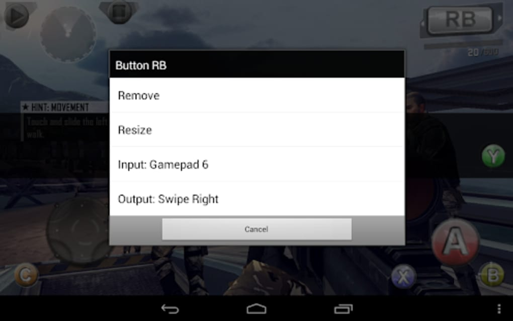 GameKeyboard for Android - Download
