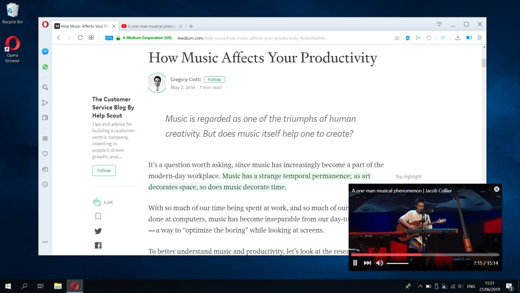 Opera Browser - Download