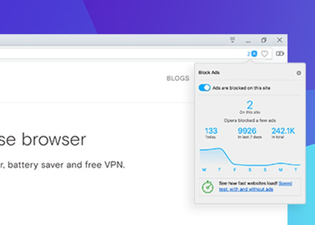 download opera for windows 10 free