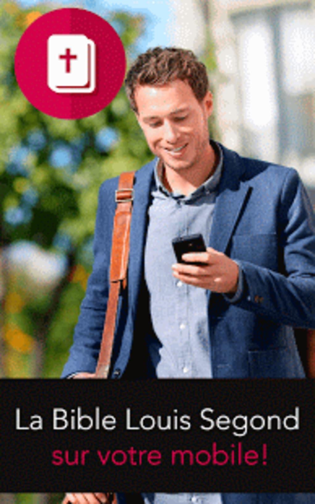 la bible louis segond pour android gratuit
